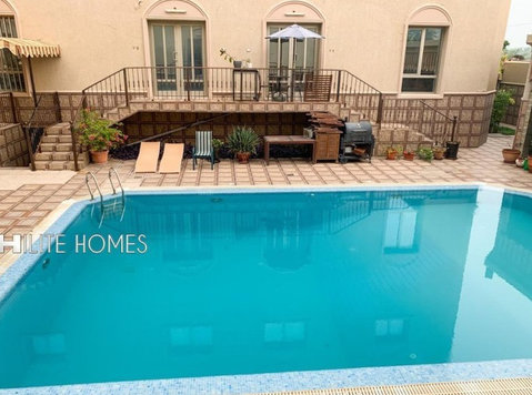 Three Bedroom Duplex for rent in Fintas - Wohnungen