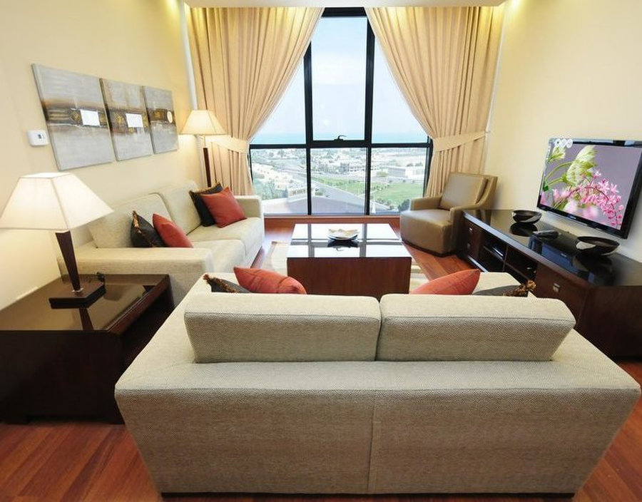 Fully Furnished And Serviced 1 2 Bedroom Flat Kd 500 650 For Rent Apartments In Kuwait