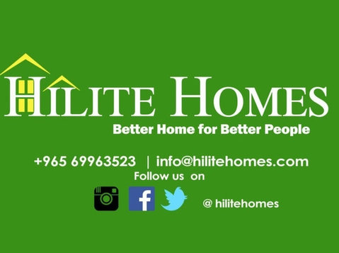 Modern 3 & 2 Bedroom flat - HILITE HOMES REAL ESTATE - Apartments