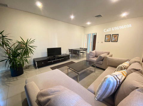 Deluxe Furnished Apartment in Salmiya @KD475 - Apartments