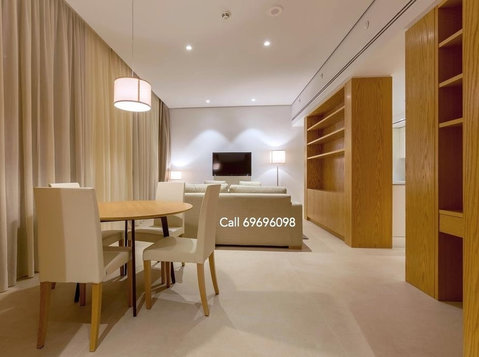 Luxury Furnished One(1)BHK Apartment in SabahAlSalem Area - Apartments