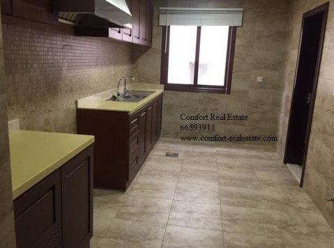 3 bedrooms floor in Rumathiya  with gym and  terrace - Apartments