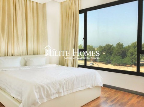 Fintas - Furnished two bedroom sea view apartment - Apartments