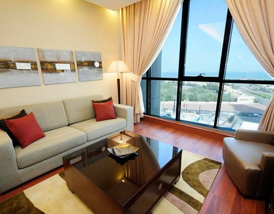 Flat for rent in Kuwait: Modern 2 bedroom furnished flat ...