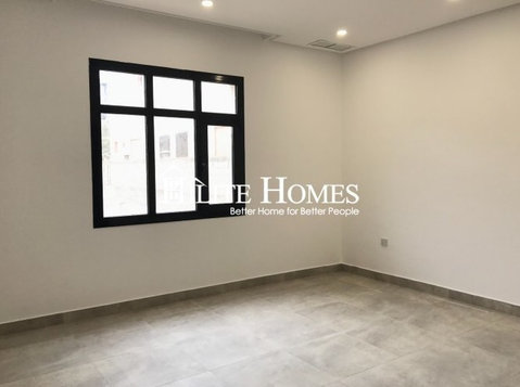 Four bedroom apartment for rent in Rawda - Apartments
