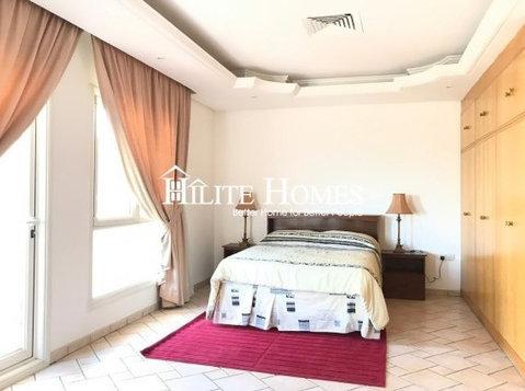 Fully Furnished duplex/apartment in Salmiya, 850 Kd - Apartments