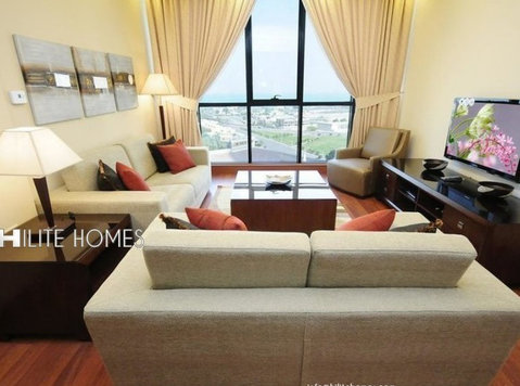 Fully furnished and serviced 1 & 2 bedroom flat Kd 550- 650 - Leiligheter