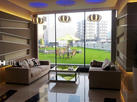 Fully furnished modern 3 bedroom flat for rent in Salmiya - Apartments