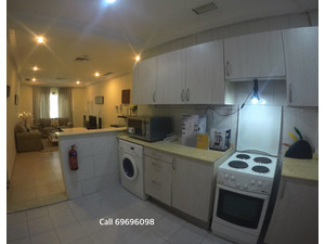 Deluxe Furnished 2BHK Apartment @KD350 in Mahboula - Apartments