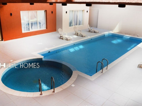 Furnished 3bedroom flat in Fintas - Apartments