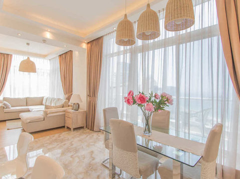 Luxury 3 Bedroom apartment in Salmiya Kd 1600 - Hilite Homes - Апартаменти