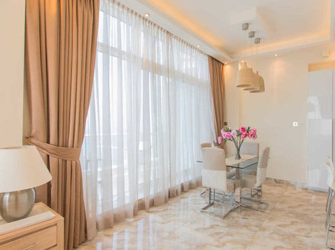 Luxury 3 Bedroom apartment in Salmiya Kd 1600 - Hilite Homes - Apartments