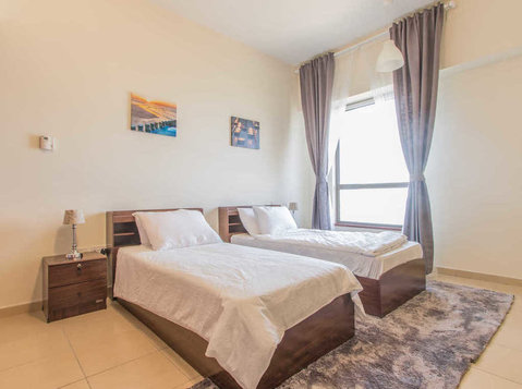 Luxury 3 Bedroom apartment in Salmiya Kd 1600 - Hilite Homes - Appartements