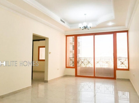 Three Bedroom Apartment with balcony in Salmiya - Διαμερίσματα