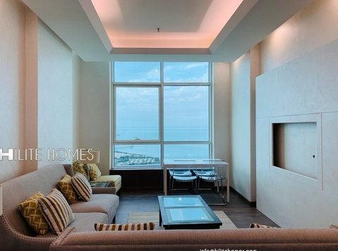 Luxury new 2 bedroom fullfurnished apartment for rent Sharq - اپارٹمنٹ
