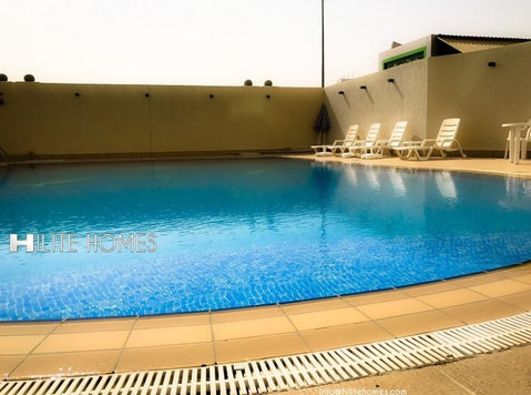 Spacious apartment with view for rent in Salmiya - Apartments