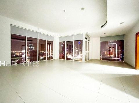 Modern flat 3 Br Furnished and semi furnished, Hilite Homes - アパート
