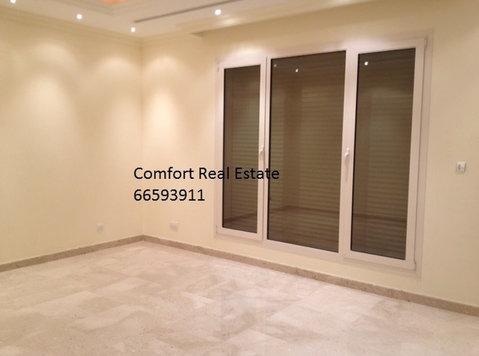 Luxury 3 bedrooms floor in Surra - Căn hộ