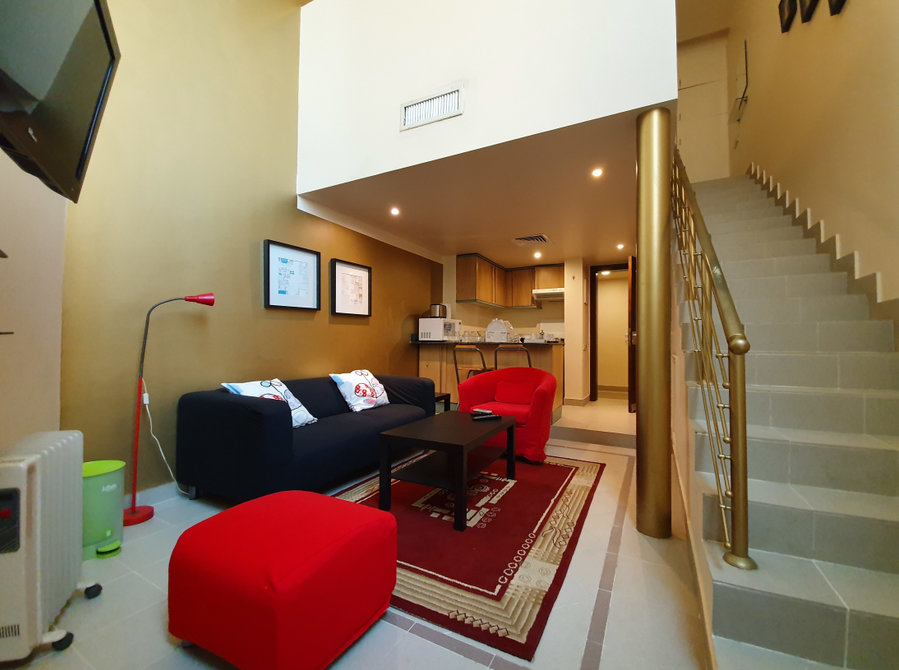 One bedroom duplex furnished for expats only: For Rent ...
