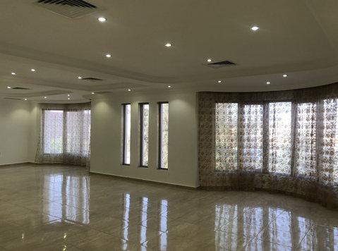 Pet friendly 4 bedrooms floor in Rumathiya  with big balcony - Căn hộ