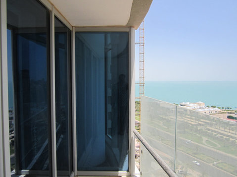 Sea View 3br flat w/balcony, Kd1100 - Hilite Homes - Apartments