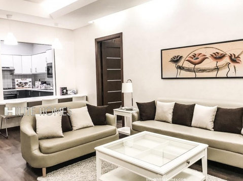 Luxurious one,two&three bedroom apartment to let in Salmiya - اپارٹمنٹ