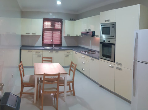 Very nice fully furnished huge villa flat  with gym n Egaila - Apartamentos
