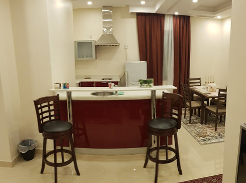 Very nice amazing fully furnished flat in Funaitees - Apartments