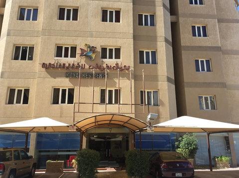 2 bedroom furnished Royal Residence-Bneid Al Gar  KWD 390 - شقق