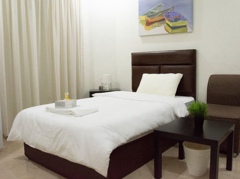 furnished apartment Flowers INN 2 Salmiya starting kWD 180 - شقق