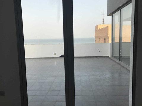 sea view 2 bedrooms with terrace in salwa - Apartemen