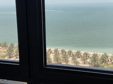 sea view fully furnished studio in shaab - Apartments