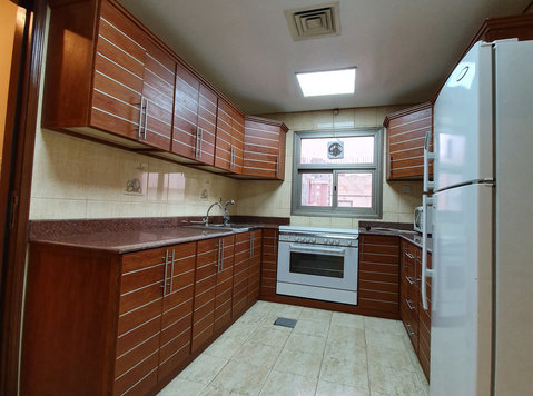 spacious 2 bedrooms in shaab 120 sq meter for expats - Apartments