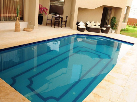 AMAIZING VILLA FOR RENT 5 BEDROOM IN SIDDEEQ - Houses