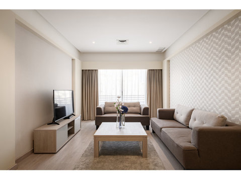 daily and monthly for rent furnished 2br / 3br apartments - Serviced apartments