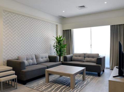 salmiya furnished 2br apartments - Serviced apartments