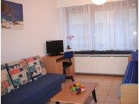 Lux-center- Fully Furnished Studio 30m2- Avail 1st September - Apartments