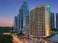 3 1/2 stars hotel in kl city centre, kuala lumpur for sale