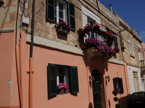 St Julians - Career Girl - Private Double Room  - Aircon - Flatshare