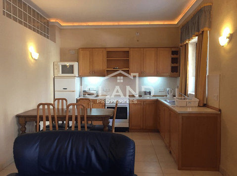 1 bedroom apartment - st' julians - €650 - Pisos