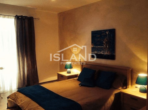 1 bedroom apartment - st' julians - €900 - Pisos