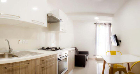 1 bedroom apartment - gzira - €650 - Wohnungen