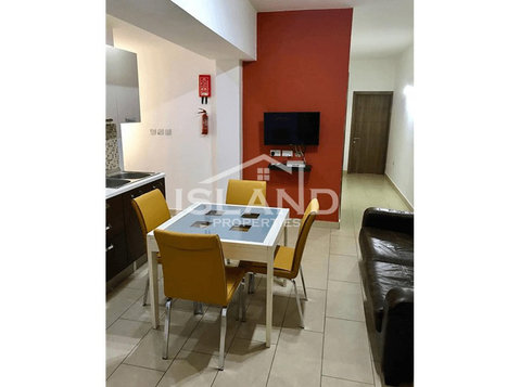 2 bedroom apartment - st' julians - €800 - Pisos