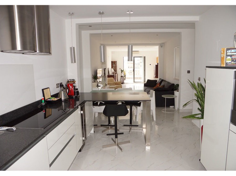 2 bedroom penthouse - sliema - € 2,100: For Rent ...