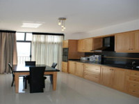 2 bedroom penthouse - sliema - €900