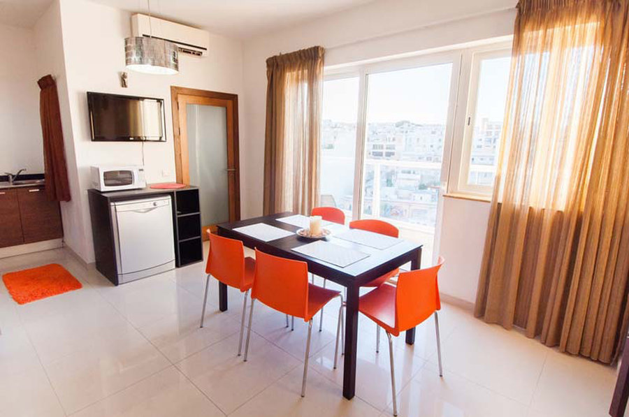 2 bedrooom apartment - st' julians - €2,000: For Rent ...
