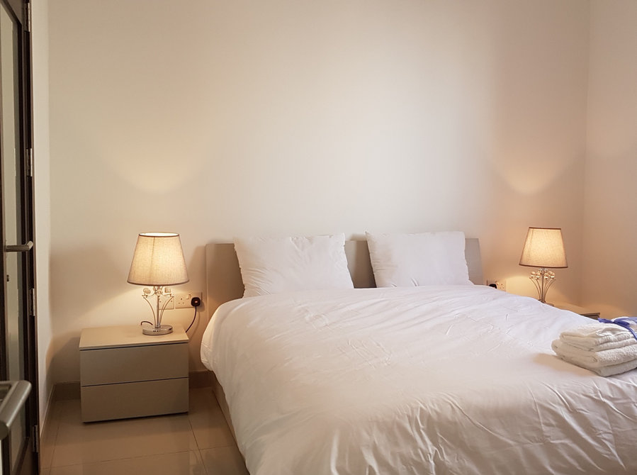 Three bedroom modern apartment in central malta for rent apartments in malta for Available 3 bedroom apartments