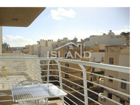 3 bedroom apartment - san pawl il-bahar - €825 - Pisos