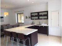 Luminoso y moderno apartamento de 3 dormitorios Sliema - Pisos