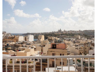 Gzira - 2 bedroom penthouse (available 1st February 2019)